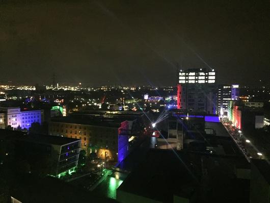 Fotos vom Harburger Lichterfest 2015  hier bei uns im Harburger Binnenhafen - fotografiert mit einem iPhone 6 ohne weitere Hilfsmittel