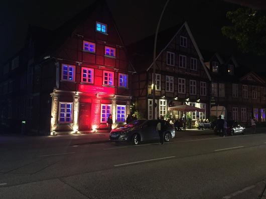 In der Harburger Schloßstraße